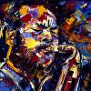 Ornette Coleman Jazz Face Series