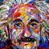 Genius, Albert Einstein Portrait
