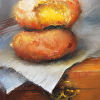 Lemon Creme Donuts