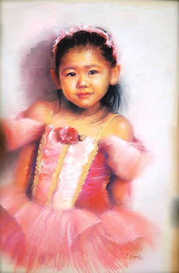 Angela - Pastel