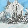Carversville Snow