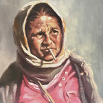 Sandhya Sharma - The Spirit of Women Artists of Color
