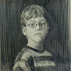 Kilnerart_Portrait Drawing_Joshua_18x24_May 2014