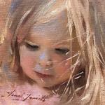 Tina Garrett - Secrets To Painting Children Village Arts of Putney, Vermont