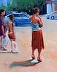 One Hot Day On Sovetskaya by Karen Cooper