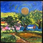 Clarey Wamhoff - Van Gogh Celebration