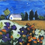 Clarey Wamhoff - Using Color the Expressionist Way