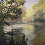Susan Lynn - Elements of the Landscape in Watercolor