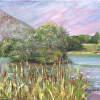 Cattails at Abbott Lake