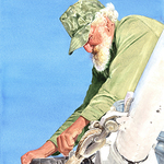 William McKeown - Watercolor Society of Alabama's 80th National Exhibition