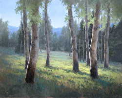 Jane Hunt - Governor's Art Show - Loveland Museum