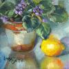 Violet and Lemon