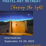 Tobi Clement Fine Art  - Pastel Art Retreat: Chasing the Light