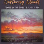 Tobi Clement Fine Art  - Capturing Clouds
