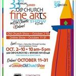 Tobi Clement Fine Art - Corrales Old Church Fine Art Show