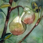 Adrienne Pike - Morris Watercolor Guild Group Show