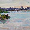 Ottawa RiverSkyline 8 x 16