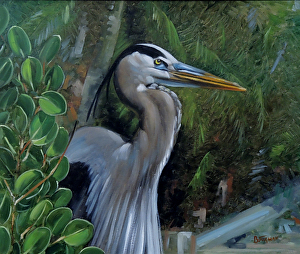 An example of fine art by Johan Bjurman