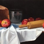 Tina Underwood - 2019 Oil Painters of America Eastern Regional Juried Exhibition