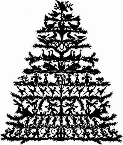 linda neal work zoom 12 days of christmas. Black Bedroom Furniture Sets. Home Design Ideas