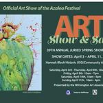 Barbara Bear Jamison - Wilmington Art Association Spring Art Show and Sale