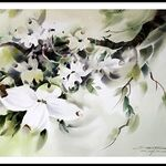Sterling Edwards - Manhassett, NY...Watercolor From A to Z
