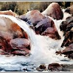 Sterling Edwards - Flat Rock, NC...Watercolor From A to Z