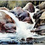 Sterling Edwards - Petosky, MI, Watercolor From A to Z