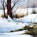 Sterling Edwards - Portland, OR...Watercolor From A to Z