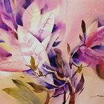 Sterling Edwards - Boise, ID...Painting Expressive Abstract and Stylized Watercolors