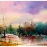 Sterling Edwards - LIVE ZOOM WORKSHOP...Painting Skies with Watercolor