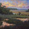 Sunset on Penny Creek
