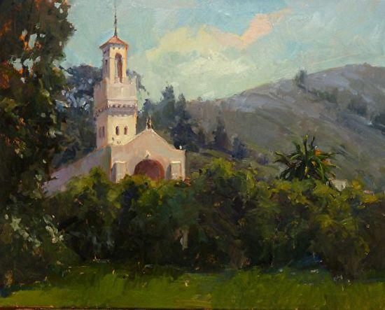 Carmelite Monastery - Oil