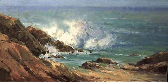 Rocky Surf - Oil