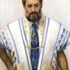 Portrait of Rabbi