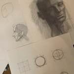 Melissa Gryder - Drawing: Learning to See Form - Virtual Live Class