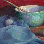 Melissa Gryder - Intro to Oil Painting - Virtual Live Class
