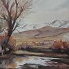 Lamoille November - Lamoille, Nevada