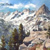 Mammoth Sierra Crest