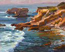 Pelican Point by Jim Wodark Oil ~ 16 x 20