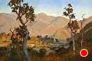 Santiago Sundown by Jim Wodark Oil ~ 24 x 36