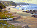Crystal Cove Preserve by Jim Wodark Oil ~ 12 x 16