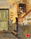 Tuscan Pantry by Jim Wodark Oil ~ 10 x 8