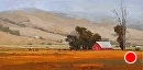 SLO Ranch by Jim Wodark Oil ~ 12 x 24