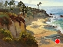 Laguna Classic by Jim Wodark Oil ~ 12 x 16