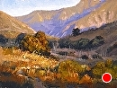Sunset Trail by Jim Wodark Oil ~ 18 x 24