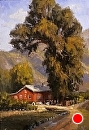 California Nursery by Jim Wodark Oil ~ 18 x 14