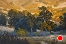 California Gold by Jim Wodark Oil ~ 24 x 36