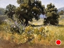 Spring Oak by Jim Wodark Oil ~ 12 x 16