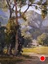 Laguna's Yosemite by Jim Wodark Oil ~ 16 x 12